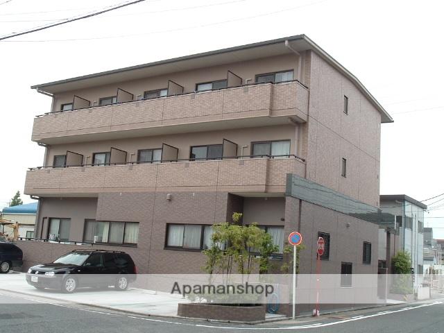 愛知県名古屋市守山区、新守山駅徒歩3分の築15年 3階建の賃貸マンション