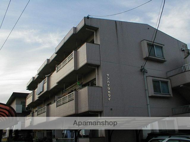 愛知県名古屋市守山区、小幡駅徒歩7分の築38年 3階建の賃貸マンション