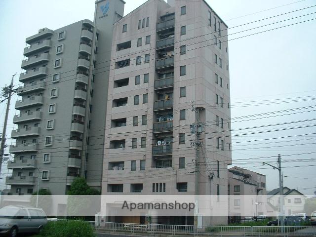 愛知県名古屋市守山区、大森・金城学院前駅徒歩10分の築28年 10階建の賃貸マンション