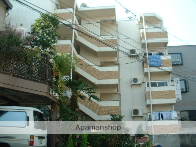 愛知県名古屋市守山区、守山自衛隊前駅徒歩7分の築28年 4階建の賃貸マンション