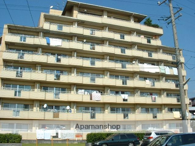 愛知県尾張旭市、尾張旭駅徒歩23分の築27年 7階建の賃貸マンション