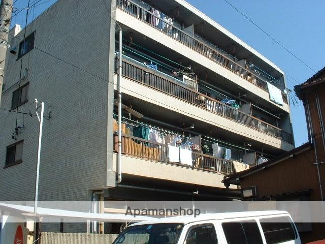 愛知県名古屋市守山区、小幡駅徒歩1分の築39年 4階建の賃貸マンション