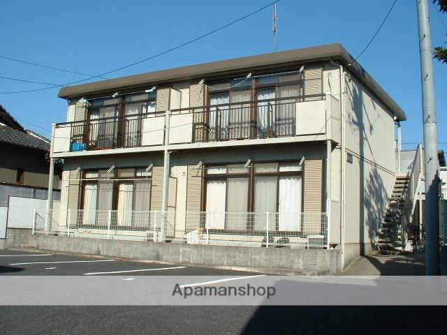 愛知県名古屋市守山区、矢田駅徒歩6分の築22年 2階建の賃貸アパート