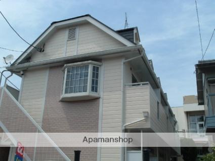 愛知県名古屋市守山区、守山自衛隊前駅徒歩3分の築26年 2階建の賃貸アパート