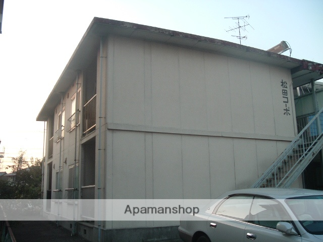 愛知県名古屋市守山区の築38年 2階建の賃貸マンション