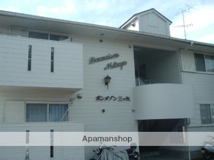 愛知県名古屋市守山区、高蔵寺駅徒歩29分の築29年 2階建の賃貸アパート
