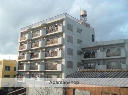 愛知県名古屋市守山区、瓢箪山駅徒歩12分の築32年 6階建の賃貸マンション