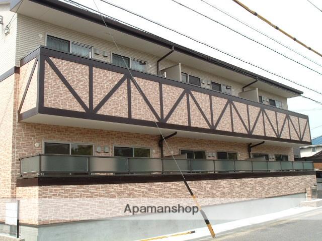 愛知県名古屋市守山区、小幡駅徒歩20分の築12年 2階建の賃貸アパート
