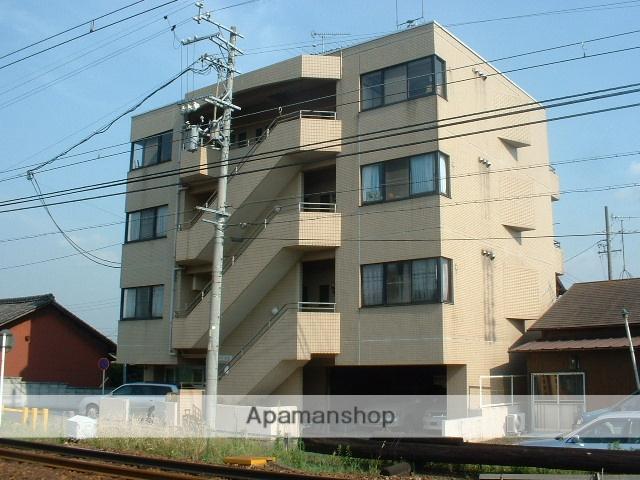 愛知県尾張旭市、印場駅徒歩7分の築27年 4階建の賃貸マンション