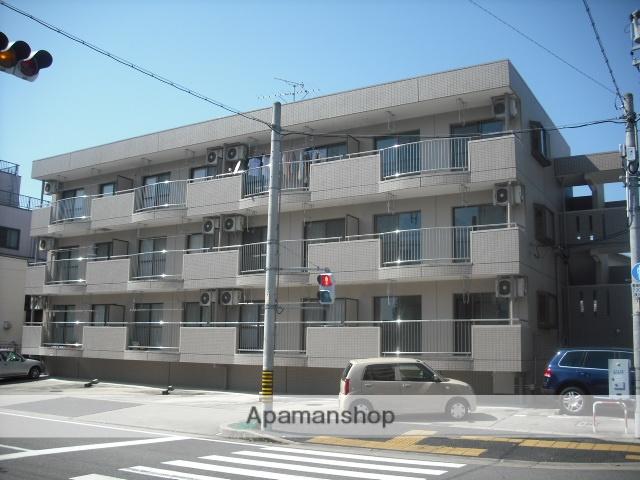 愛知県名古屋市守山区、瓢箪山駅徒歩9分の築19年 3階建の賃貸マンション