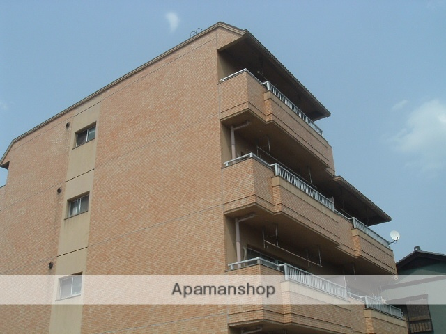 愛知県名古屋市守山区の築30年 4階建の賃貸マンション