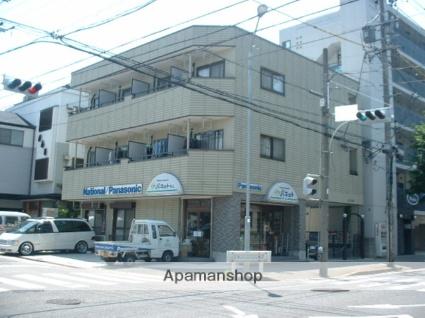 愛知県名古屋市守山区、守山自衛隊前駅徒歩5分の築17年 3階建の賃貸マンション