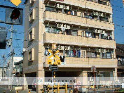 愛知県名古屋市守山区、瓢箪山駅徒歩2分の築27年 5階建の賃貸マンション
