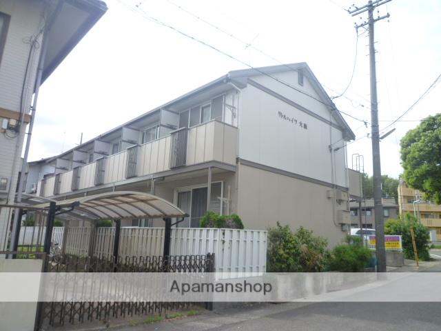愛知県名古屋市守山区、大森・金城学院前駅徒歩2分の築25年 2階建の賃貸アパート