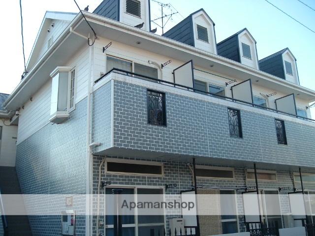 愛知県名古屋市守山区、小幡駅徒歩6分の築27年 2階建の賃貸アパート