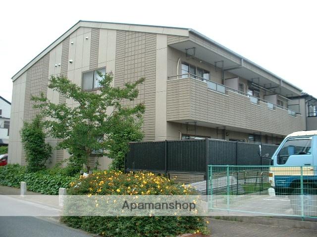 愛知県名古屋市守山区、大曽根駅ガイドウェイバスバス10分川上町下車後徒歩3分の築20年 2階建の賃貸アパート