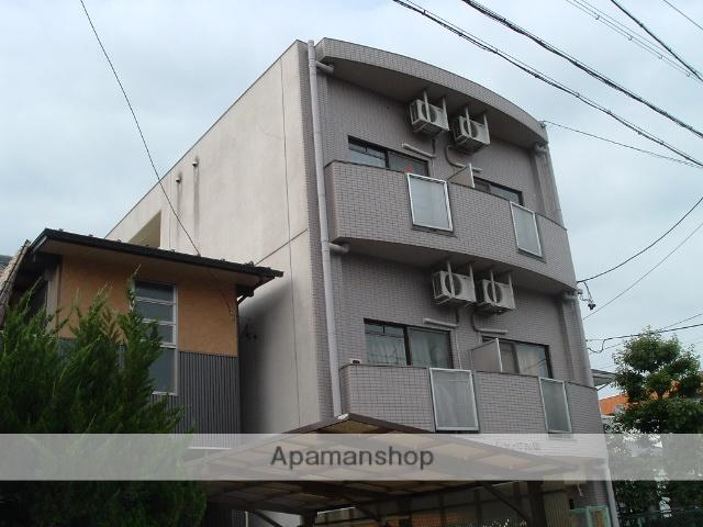 愛知県名古屋市守山区、印場駅徒歩11分の築23年 3階建の賃貸マンション
