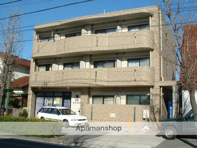 愛知県名古屋市守山区、瓢箪山駅徒歩6分の築18年 3階建の賃貸マンション