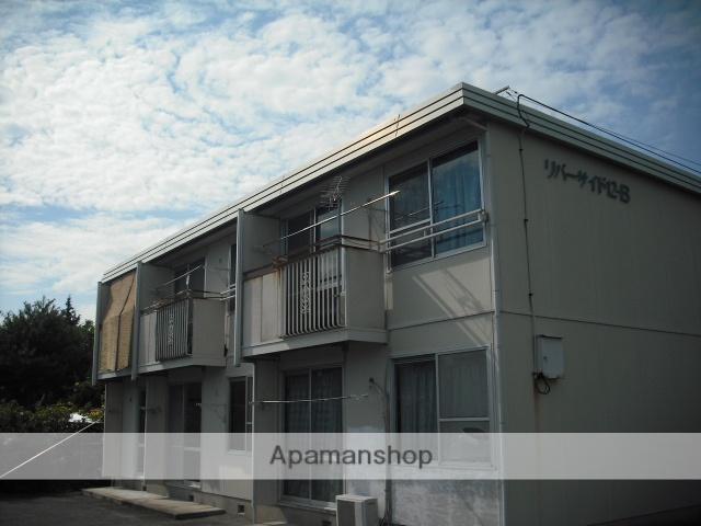 愛知県名古屋市守山区、瓢箪山駅徒歩7分の築32年 2階建の賃貸アパート
