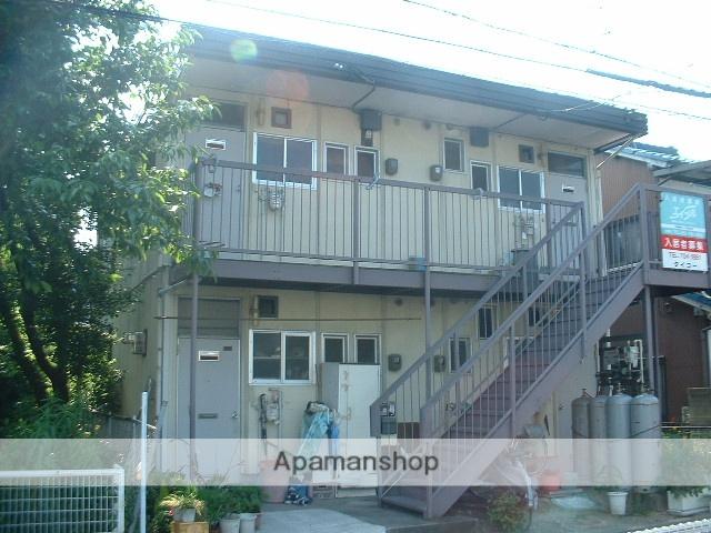 愛知県名古屋市守山区、小幡駅徒歩12分の築40年 2階建の賃貸アパート