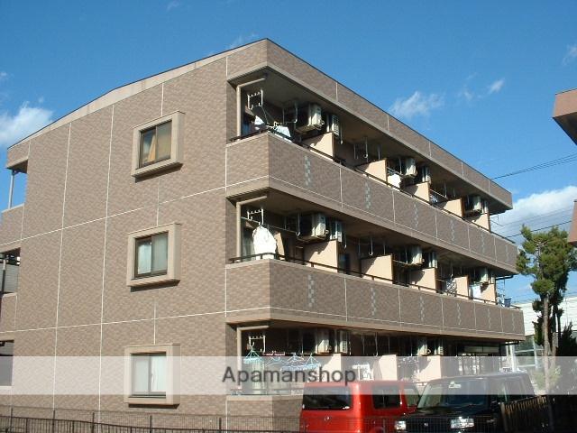 愛知県名古屋市守山区、大森・金城学院前駅徒歩22分の築17年 3階建の賃貸マンション