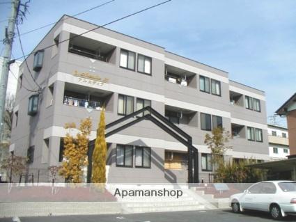 愛知県瀬戸市、瀬戸市役所前駅徒歩50分の築16年 3階建の賃貸アパート