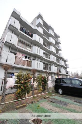 愛知県名古屋市守山区、新守山駅徒歩3分の築29年 6階建の賃貸マンション
