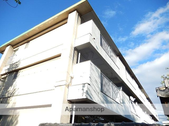 愛知県名古屋市守山区、小幡駅徒歩6分の築41年 3階建の賃貸マンション