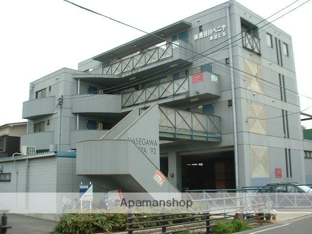愛知県名古屋市守山区、新守山駅徒歩20分の築27年 4階建の賃貸マンション