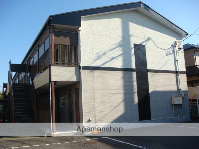 愛知県瀬戸市、山口駅徒歩2分の築17年 2階建の賃貸アパート