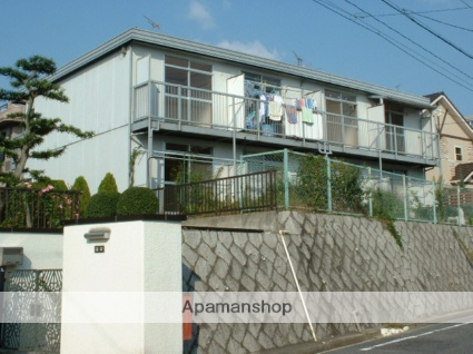 愛知県尾張旭市、三郷駅徒歩10分の築39年 2階建の賃貸アパート
