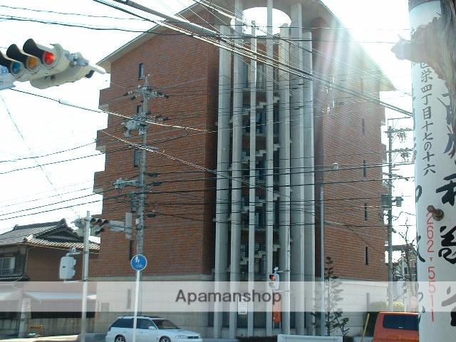 愛知県名古屋市守山区、大森・金城学院前駅徒歩2分の築21年 6階建の賃貸マンション
