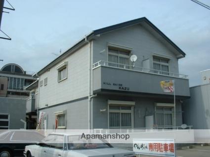 愛知県名古屋市守山区、喜多山駅徒歩3分の築20年 2階建の賃貸アパート