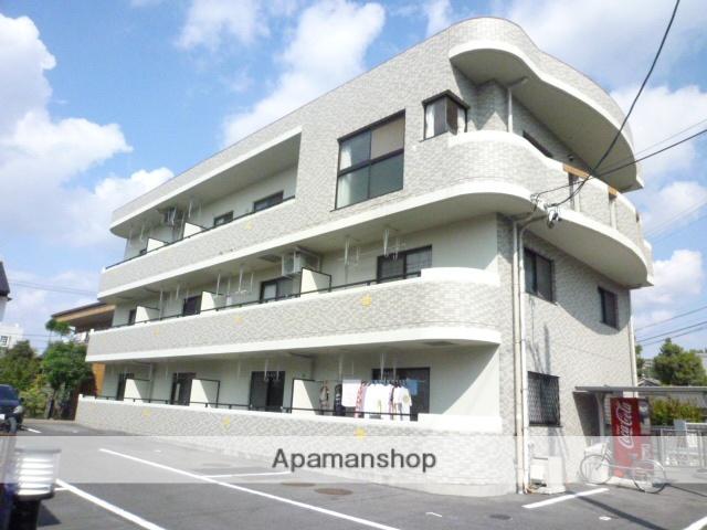 愛知県瀬戸市、山口駅徒歩25分の築13年 3階建の賃貸マンション