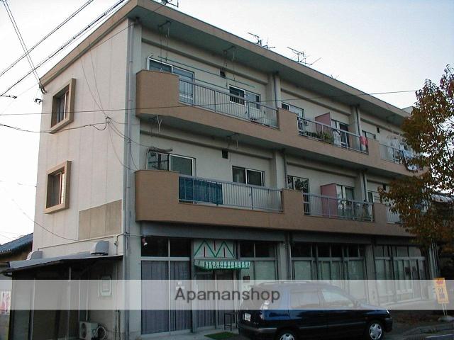 愛知県名古屋市守山区、新守山駅徒歩20分の築27年 3階建の賃貸マンション