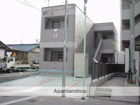 愛知県名古屋市守山区の築14年 2階建の賃貸アパート