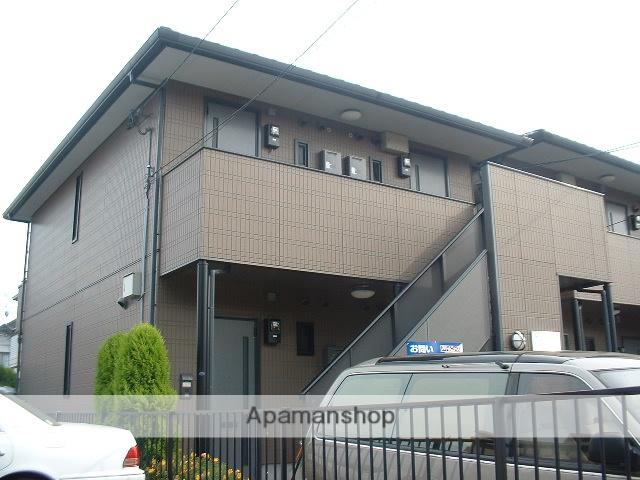 愛知県名古屋市守山区、喜多山駅徒歩6分の築17年 2階建の賃貸アパート