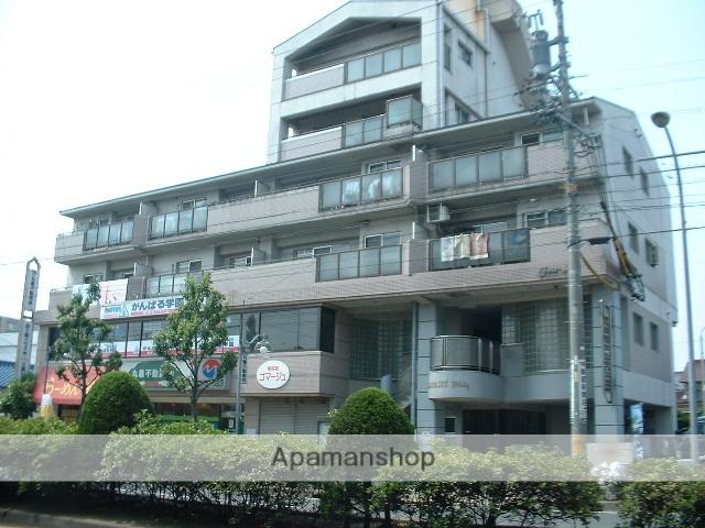 愛知県名古屋市守山区の築25年 6階建の賃貸マンション