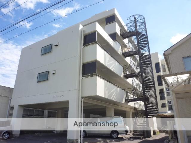 愛知県名古屋市守山区、瓢箪山駅徒歩15分の築38年 5階建の賃貸マンション
