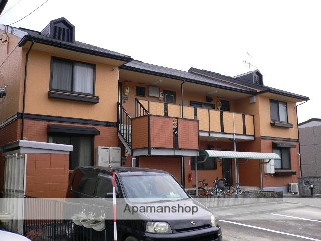 愛知県瀬戸市、山口駅徒歩4分の築24年 2階建の賃貸アパート