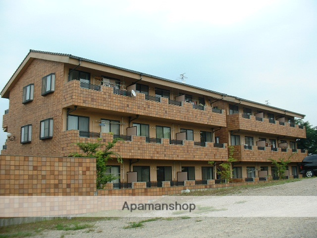愛知県瀬戸市、三郷駅徒歩29分の築21年 3階建の賃貸マンション