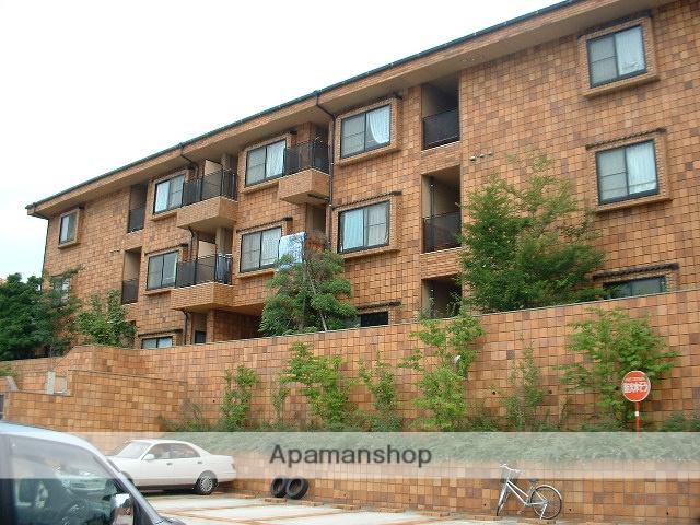 愛知県瀬戸市、新瀬戸駅徒歩13分の築20年 3階建の賃貸マンション