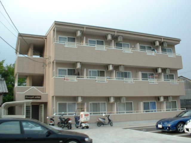 愛知県名古屋市守山区、印場駅徒歩29分の築15年 3階建の賃貸アパート