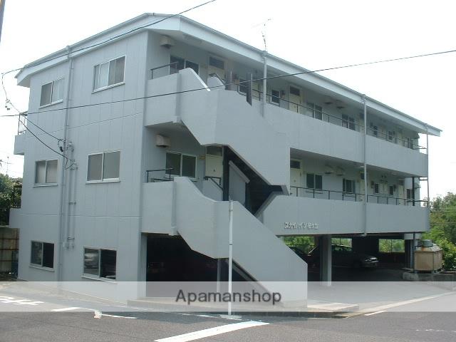 愛知県尾張旭市、大森・金城学院前駅徒歩30分の築31年 3階建の賃貸マンション
