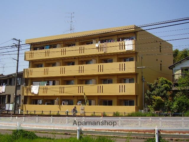 愛知県名古屋市守山区、大森・金城学院前駅徒歩3分の築28年 4階建の賃貸マンション