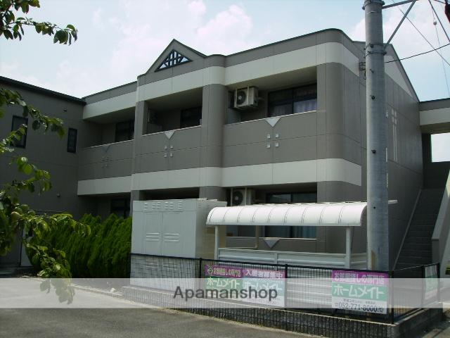 愛知県瀬戸市、水野駅徒歩28分の築19年 2階建の賃貸マンション