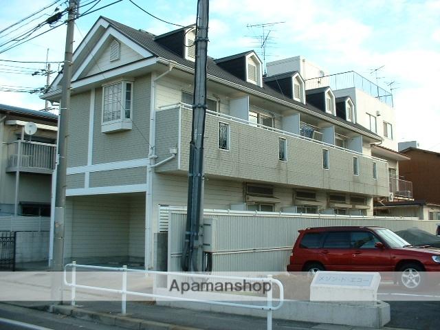 愛知県名古屋市守山区、新守山駅徒歩12分の築26年 2階建の賃貸アパート