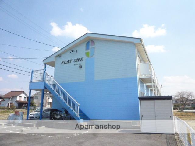 愛知県瀬戸市、山口駅徒歩20分の築23年 2階建の賃貸アパート