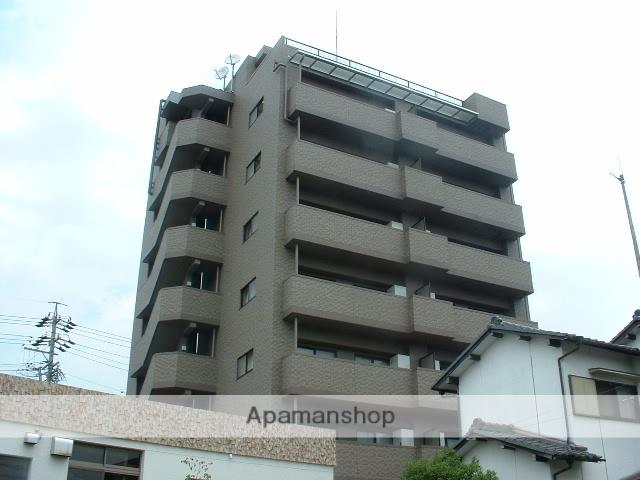 愛知県尾張旭市、大森・金城学院前駅徒歩17分の築14年 8階建の賃貸マンション
