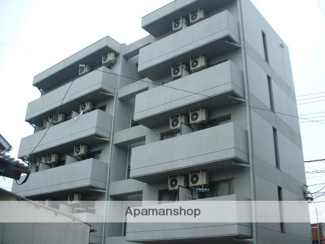愛知県名古屋市守山区、大森・金城学院前駅徒歩10分の築27年 5階建の賃貸マンション